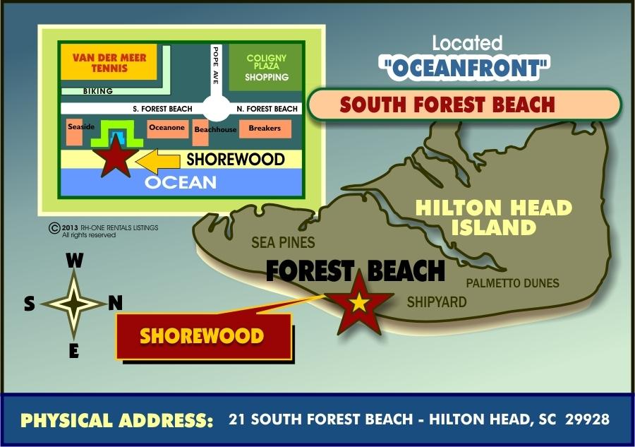South Forest Beach Drive Hilton Head Sc